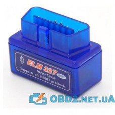 Автосканер ELM327 Bluetooth mini адаптер OBD2 V1.5