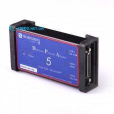 Сканер DPA 5 Dual-CAN (без кабелей)