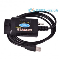 Автосканер ELM327 USB на чипе FTDI c переключателем MS/HS CAN для FORD/MAZDA