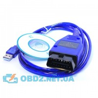 USB KKL K-Line адаптер VAG-COM 409.1