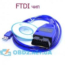 USB KKL K-Line адаптер VAG-COM 409.1 , FTDI chip