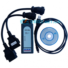 Автосканер DAF VCI Lite