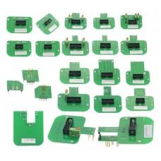 Набір з 22 BDM ЕБУ адаптерів для BDM100 KESS KTAG CMD FGTECH KTM100