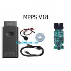 Программатор MPPS v18 для чип-тюнинга