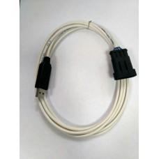 Кабель диагностики ГБО Stag, длина 3 м. полный, не микрофонный кабель